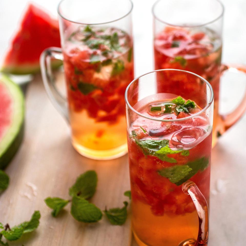 Watermelon Rose Sangria