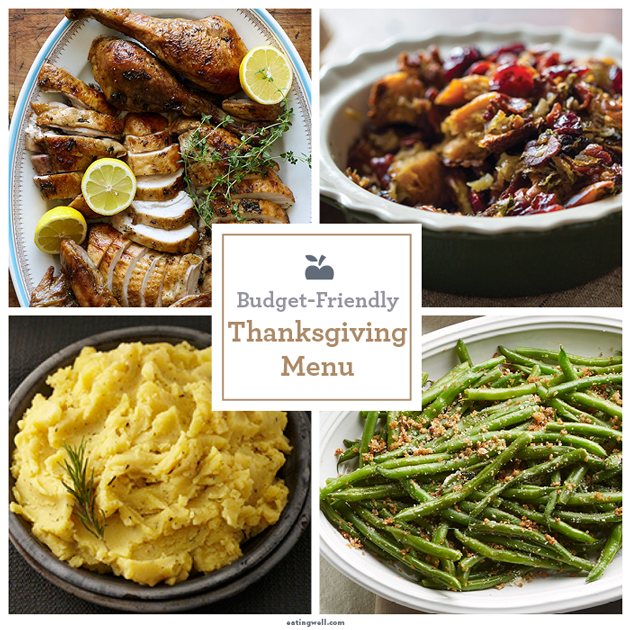 The Ultimate Friendsgiving Menu That Won't Break the Bank