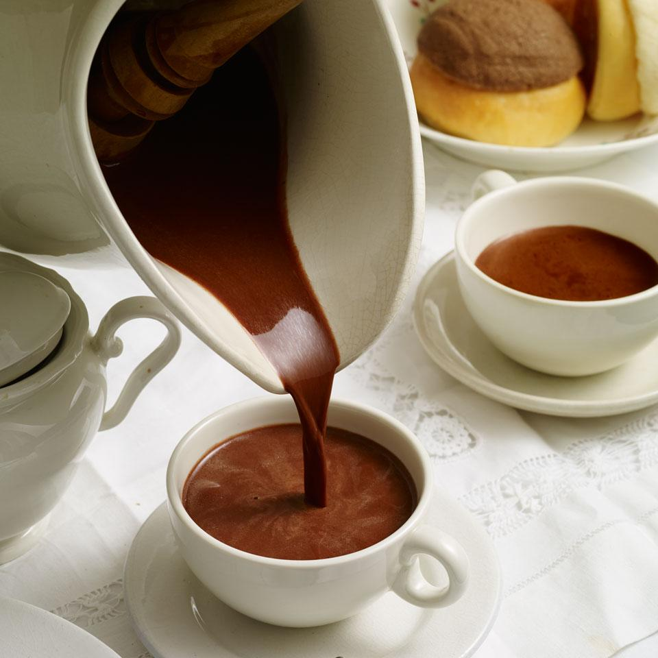 Chocolate de Agua (Mexican Hot Chocolate)