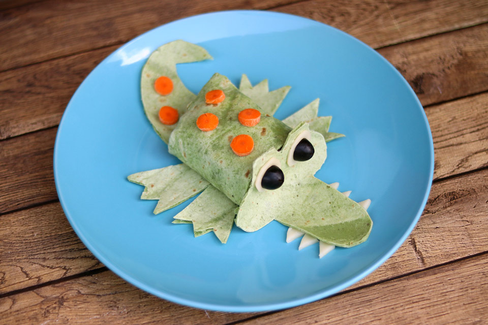 Alligator Wraps