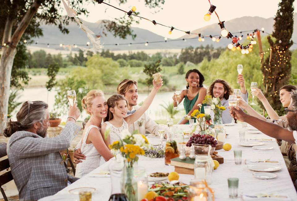 How to Eat Healthy Through Wedding Season & Still Enjoy the Party