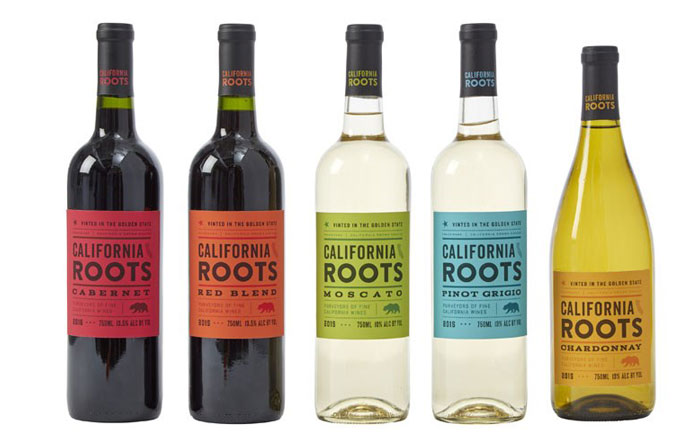 Target California Roots Wine