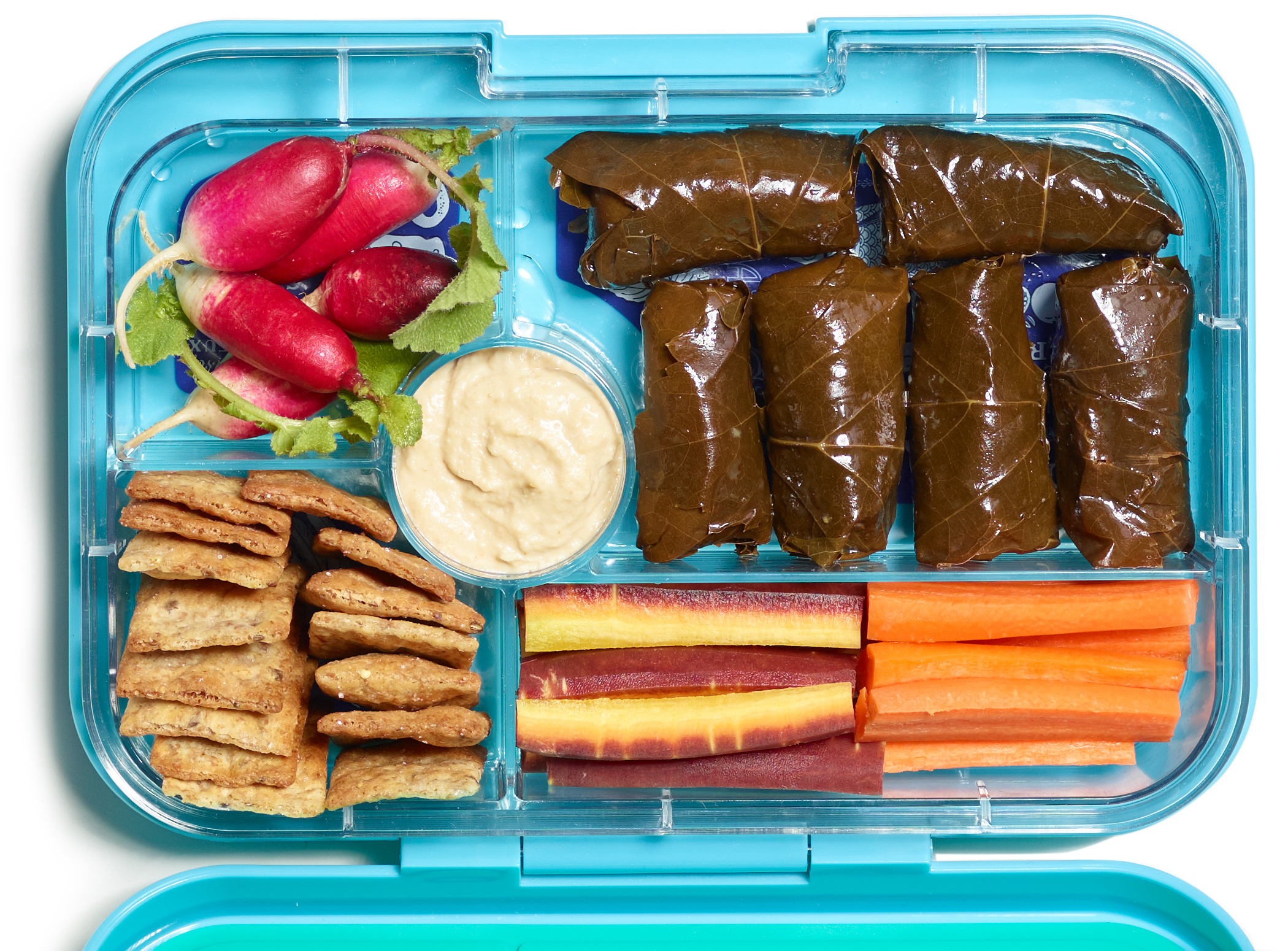 Middle-eastern bento