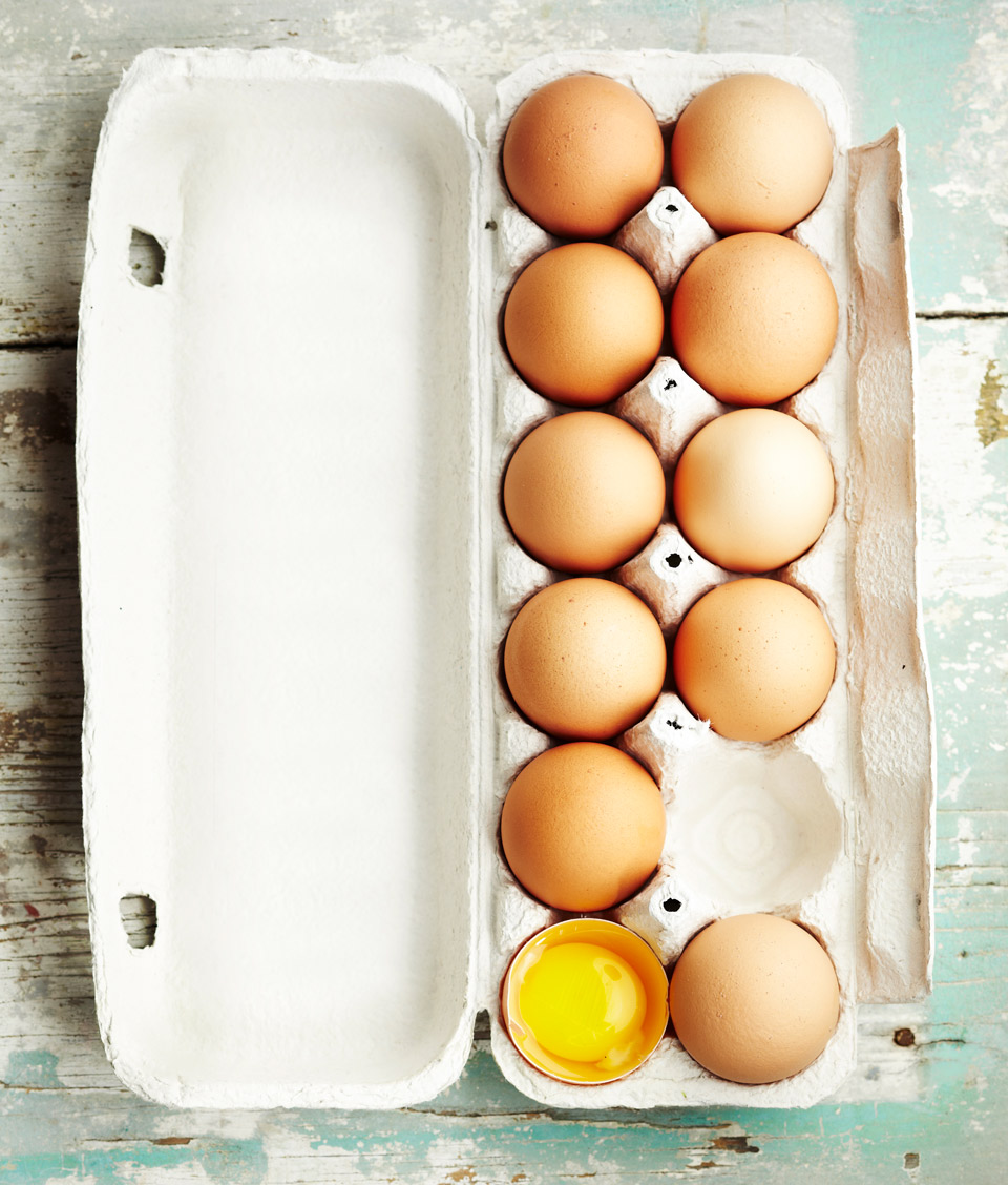 Clean Eating Buyer's Guide for Eggs