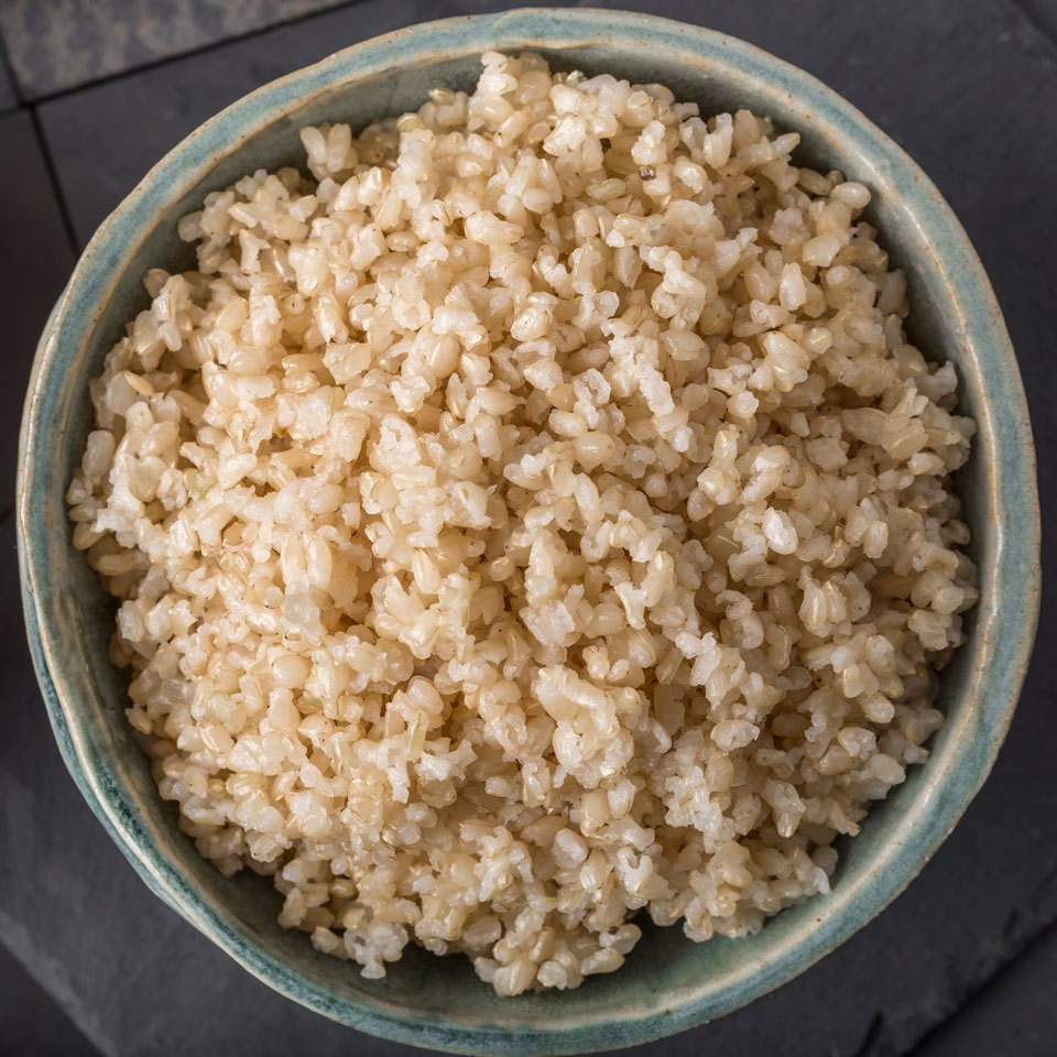Easy Brown Rice