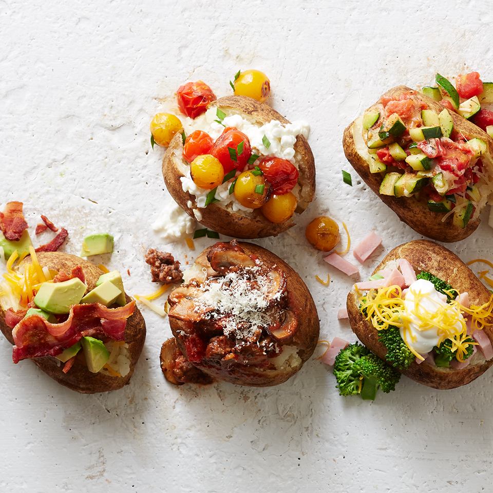 baked potato toppings you haven't tried