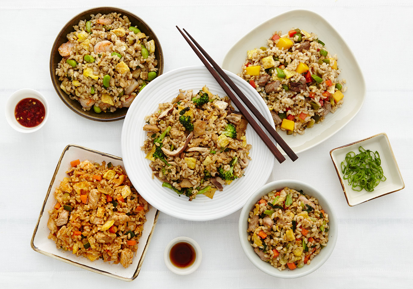 tips for perfect fried rice