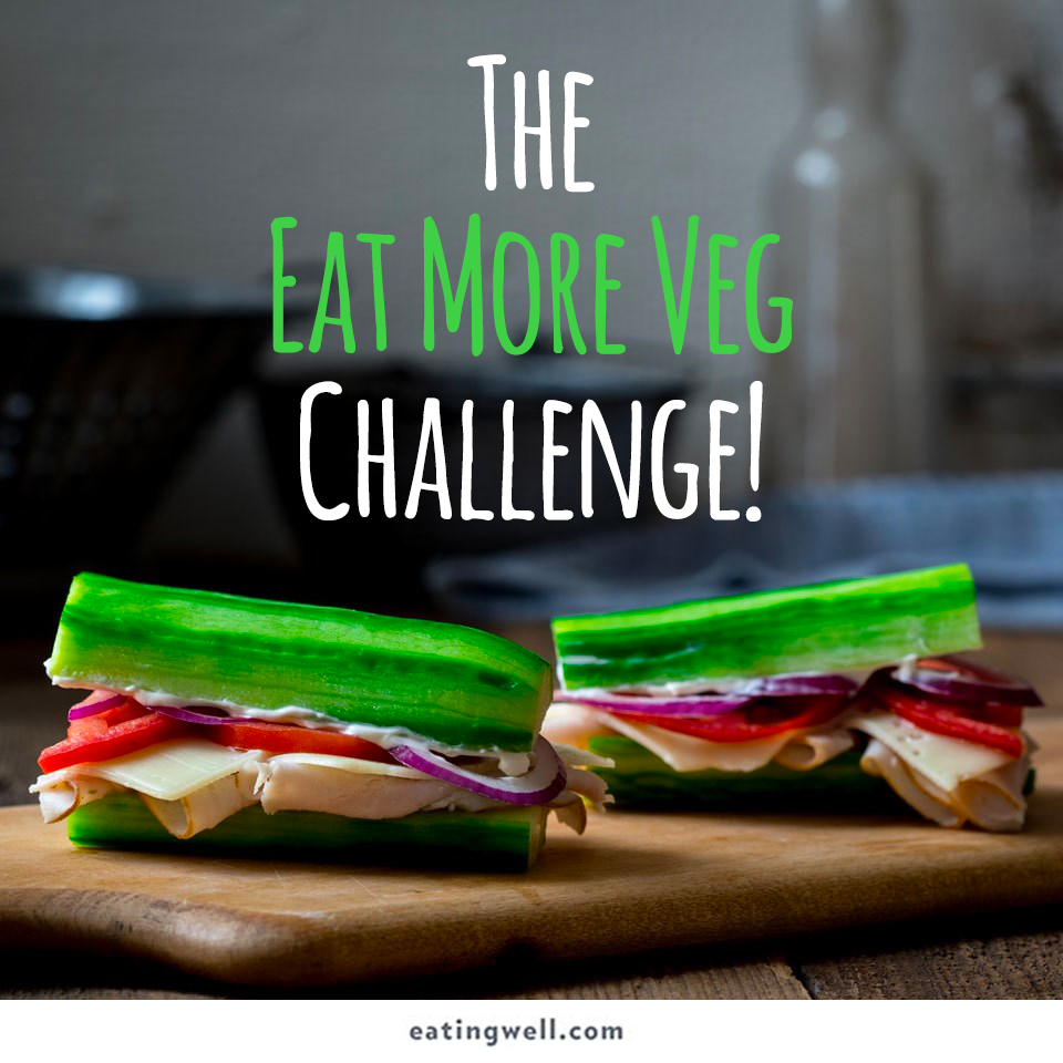 Eat More Vegetables Challenge