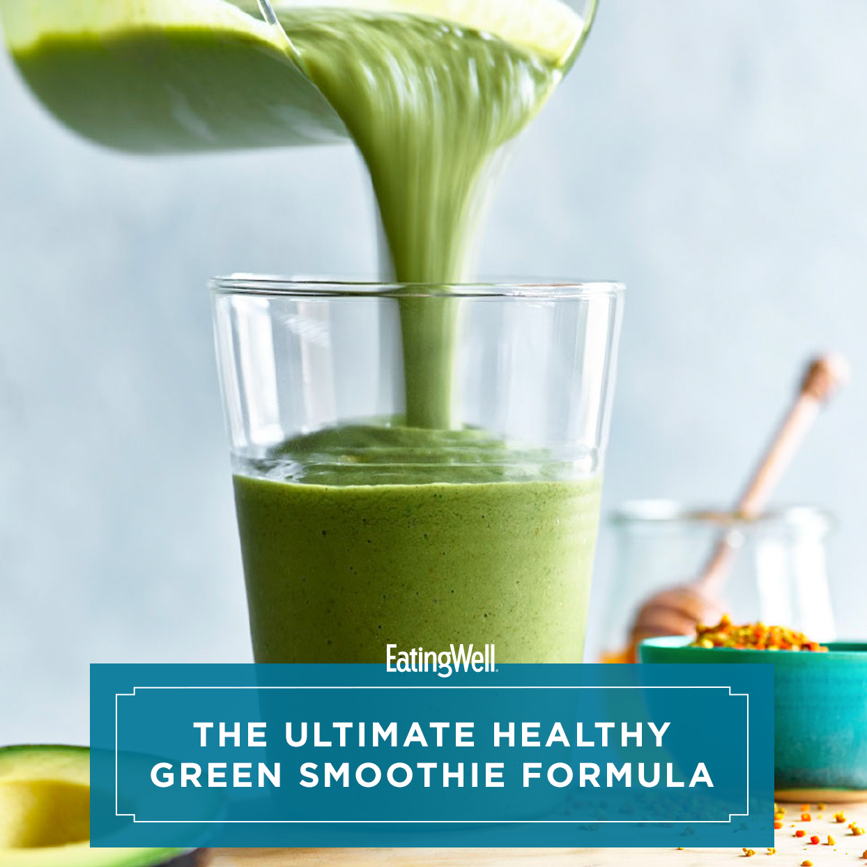 Ultimate Green Smoothie Formula