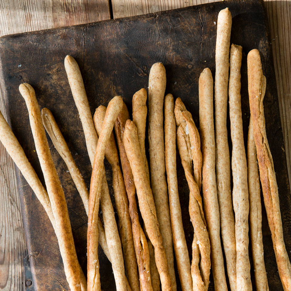 Grissini (Piedmont-Style Breadsticks)