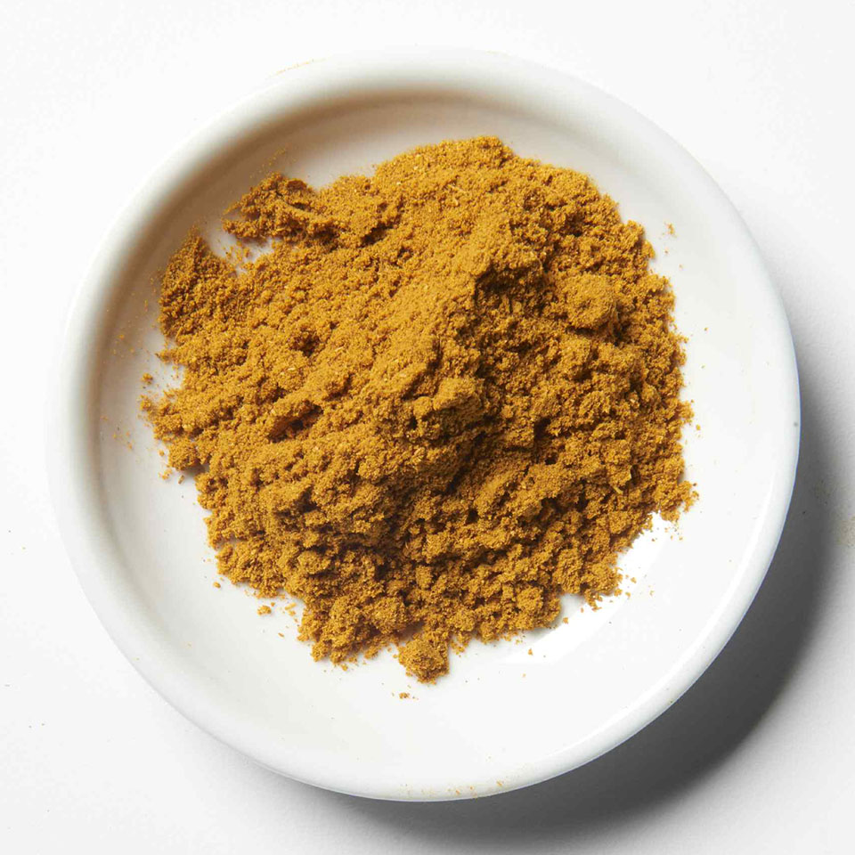 Tandoori Spice Mixture