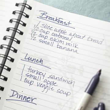 Create Your Diabetes Eating Plan