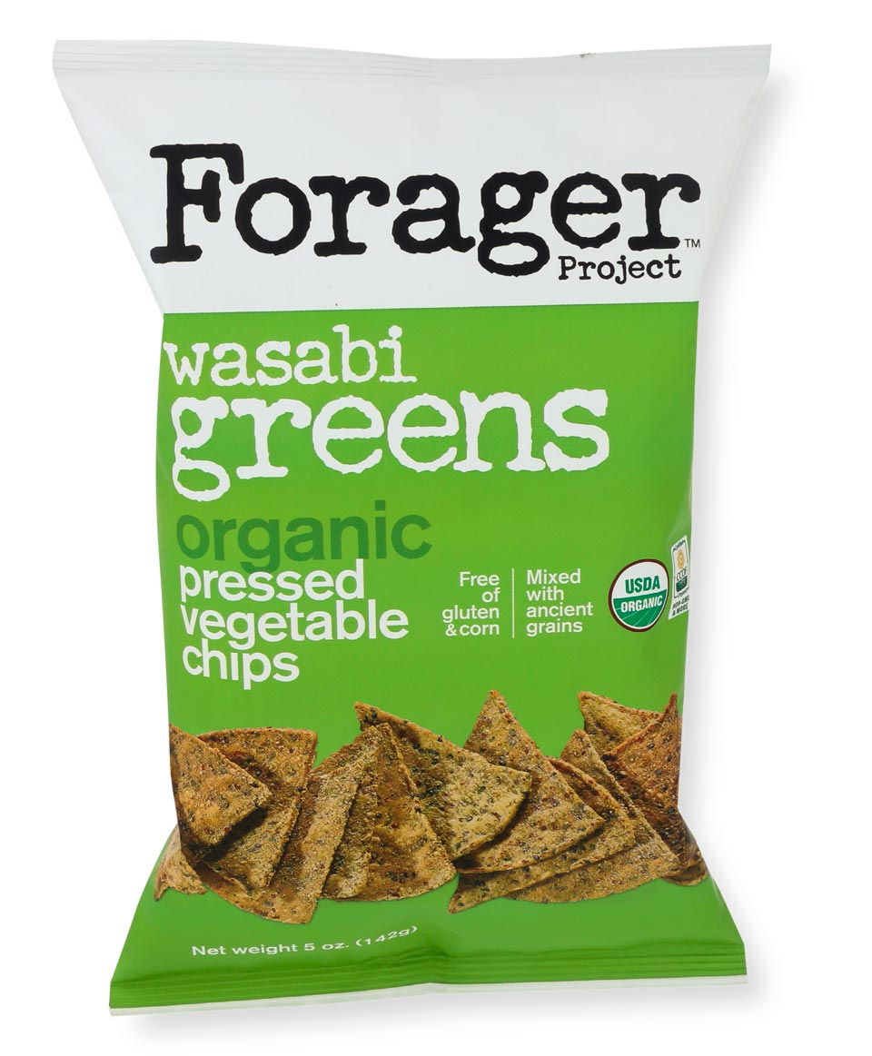 Forager Wasabi Greens