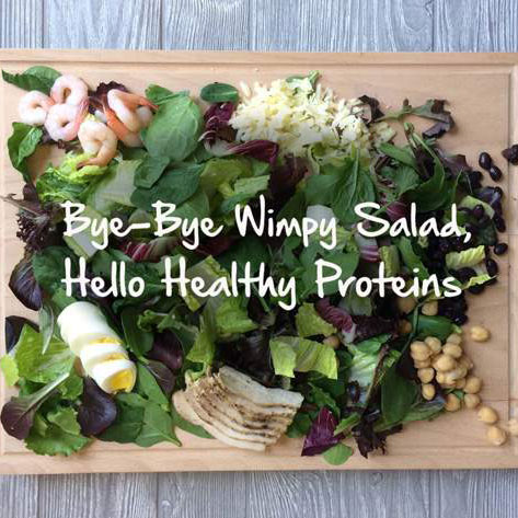 High-Protein Salad Toppers