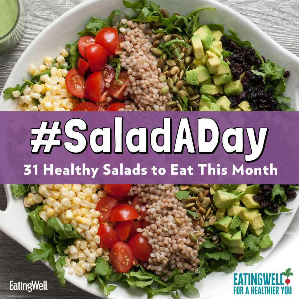 Salad-A-Day Challenge