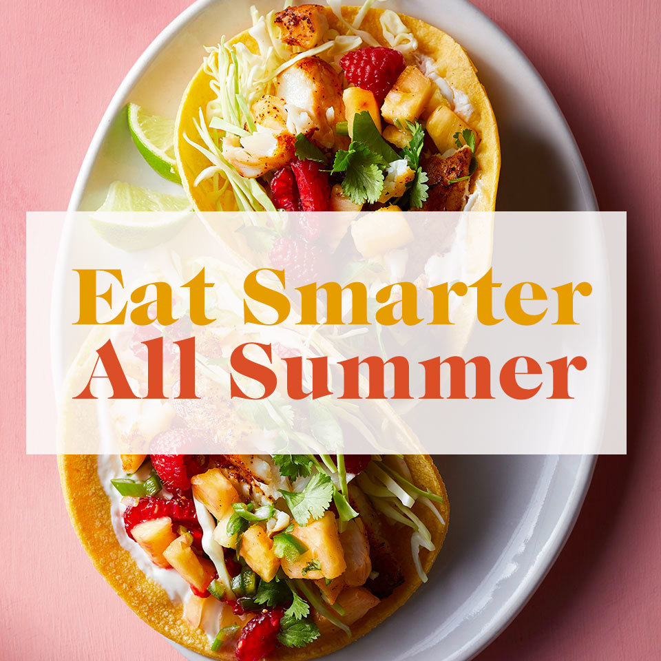Eat Healthy All Summer with Diabetes