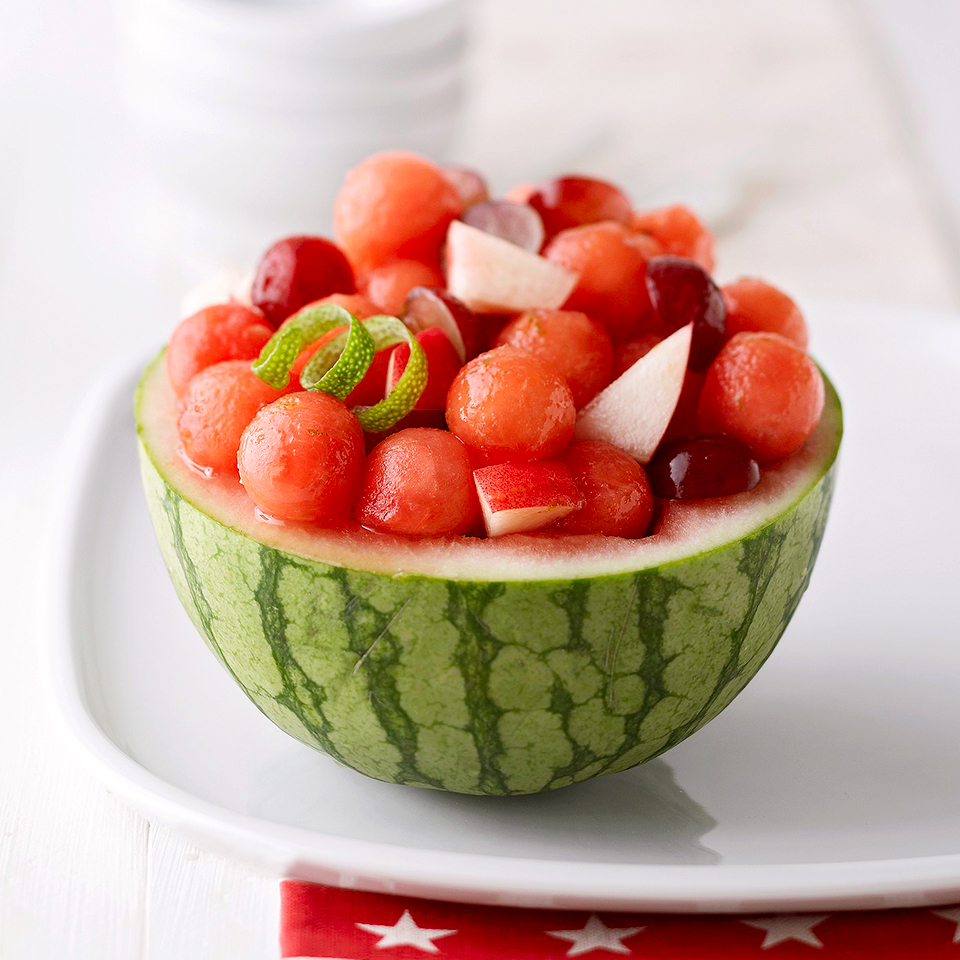 Stuffed Baby Watermelon