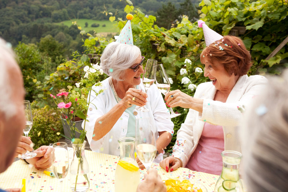 Secrets to Living Longer from 100-Year-Olds