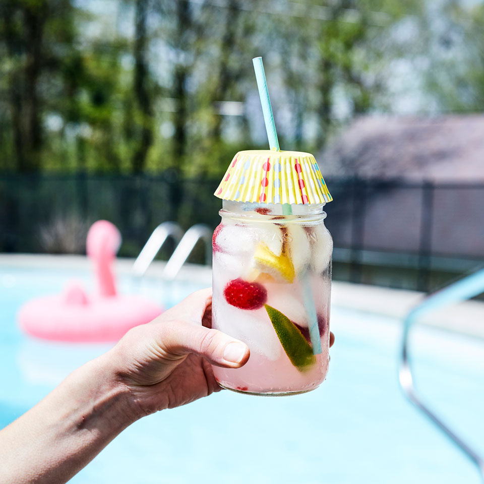 Food & Drink Hacks for Your Summer Pool Party