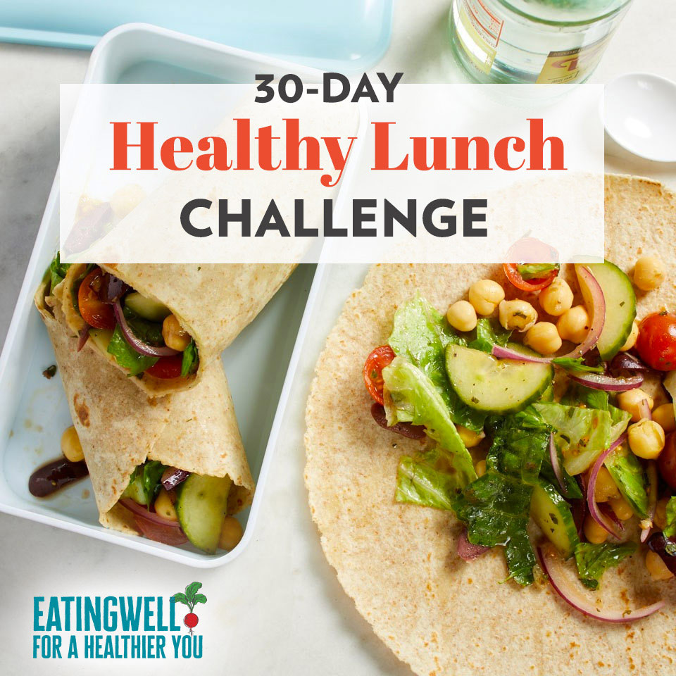 Lunch Challenge