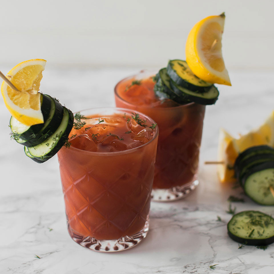 Bloody mary add-ins