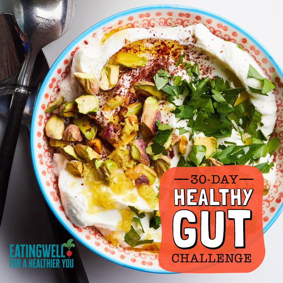 30-Day Healthy Gut Challenge