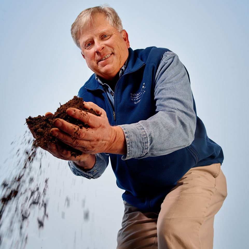 Healthy Dirt? According to One Sustainabilty Expert, Our Future Depends On It