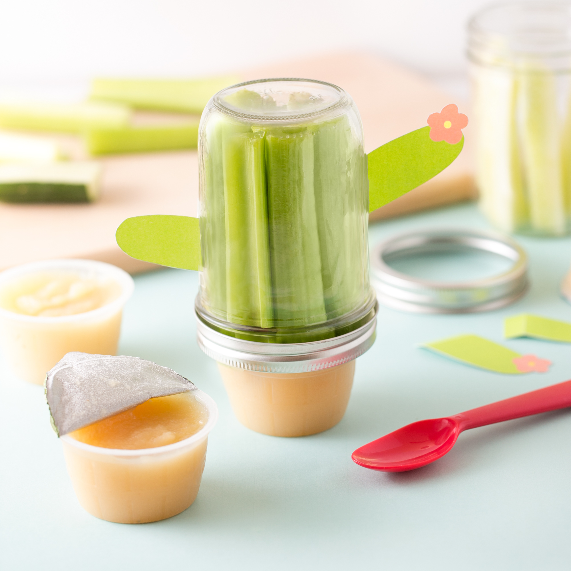 5 Adorable Kid-Snack Hacks That Will Make You Parent of the Year