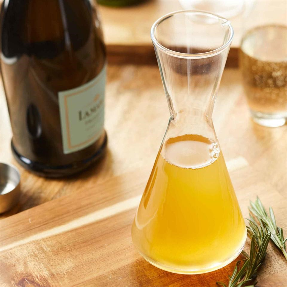 Rosemary-Ginger Honey Simple Syrup
