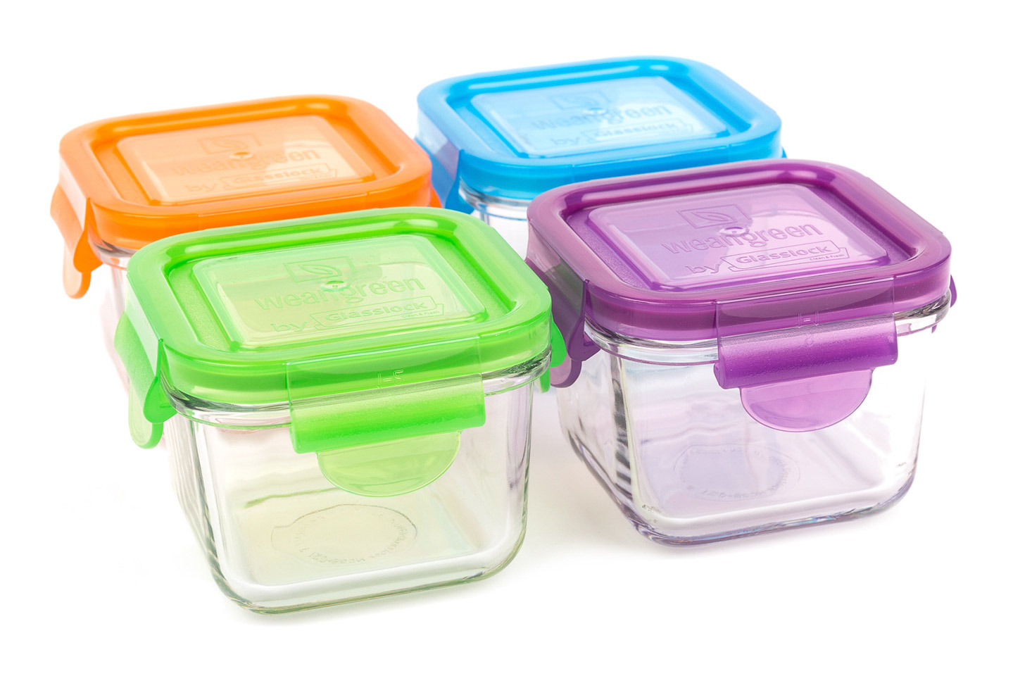 Weangreen snack containers