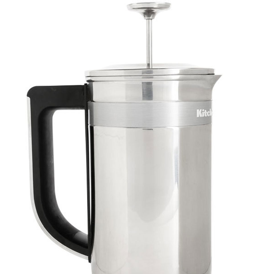 kitchen aid french press coffee maker