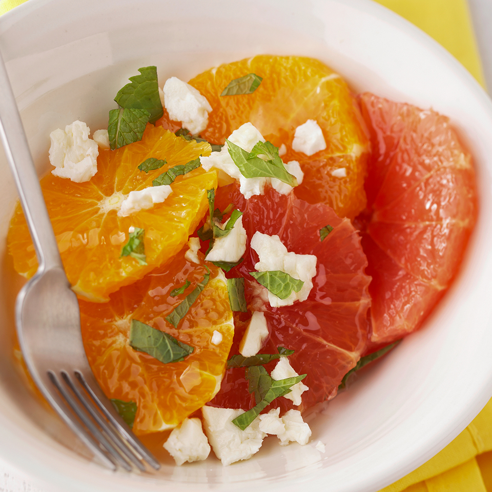 Citrus Fruit & Feta Salad