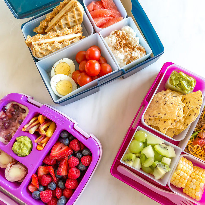 The Only Formula You Need to Pack a Healthy Lunch for Kids