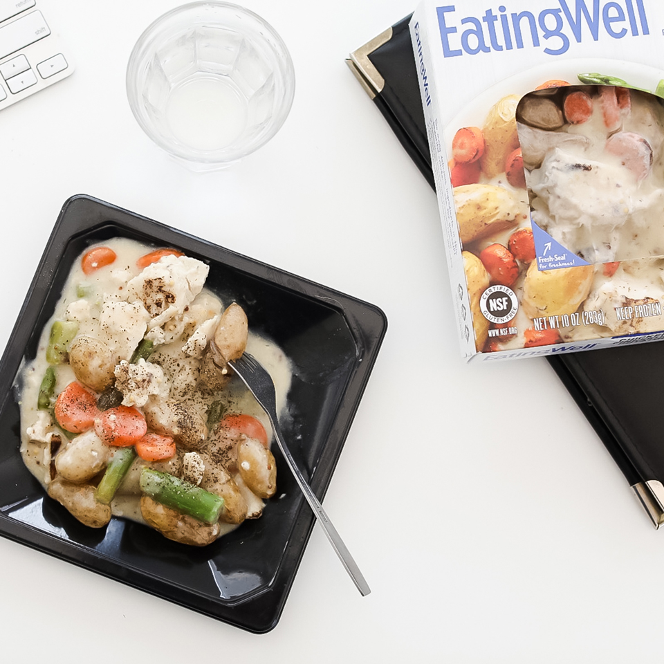 eatingwell frozen meal