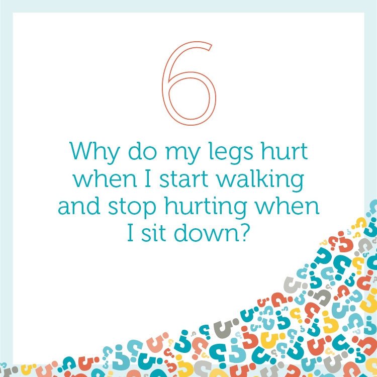 What Does Leg Pain Mean?