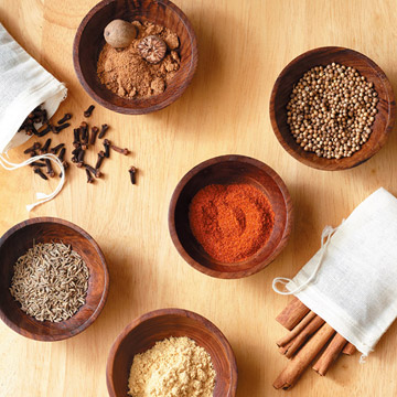 Free Food: Spices