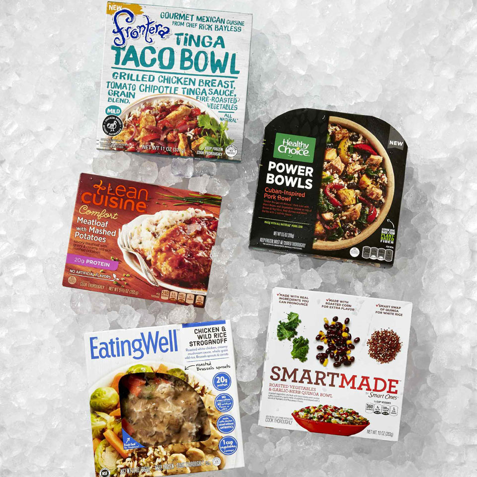 Best Frozen Meals For Diabetes Eatingwell