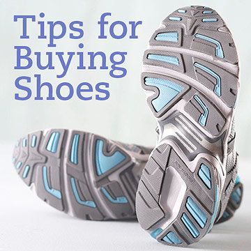 Shopping for Shoes When You Have Diabetes