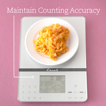 Improve Your Carb-Counting Accuracy