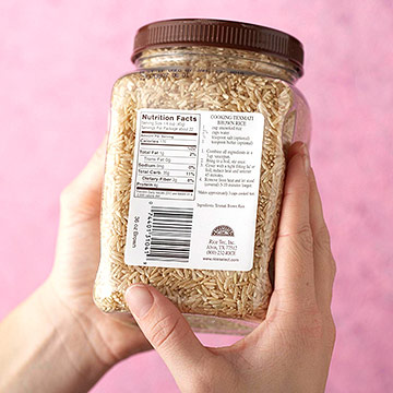 Carb-Counting Resource: Nutrition Labels