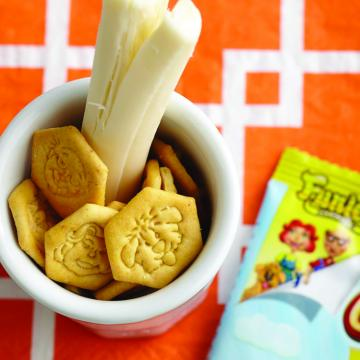 funleys super crackers and cheese