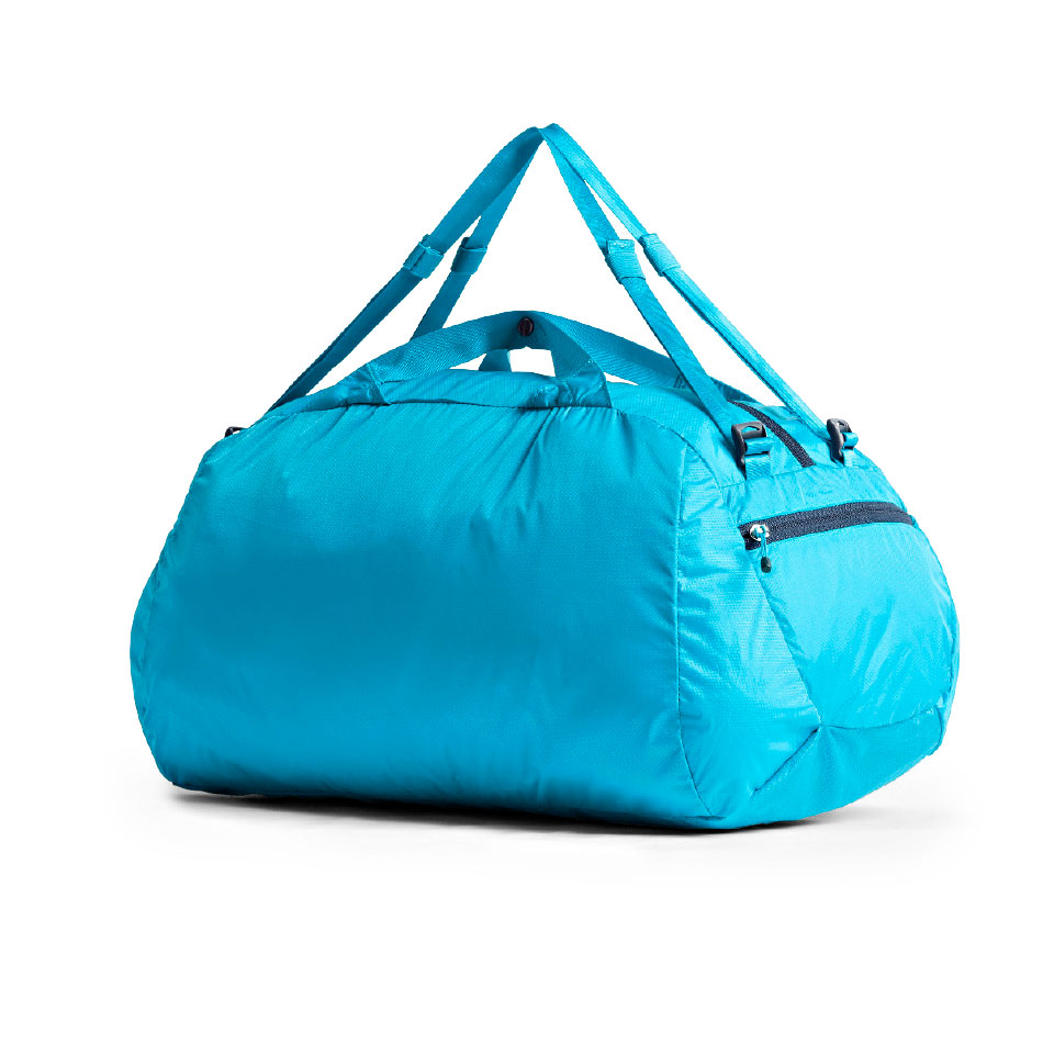 flyweight duffel bag blue