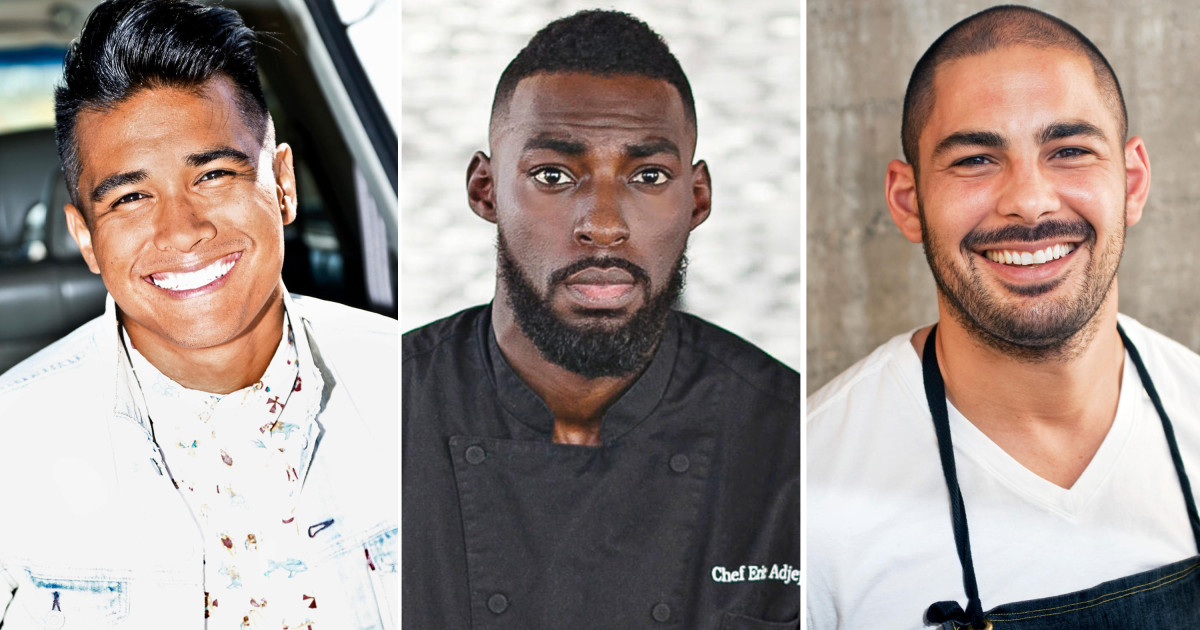 people magazine sexiest chefs