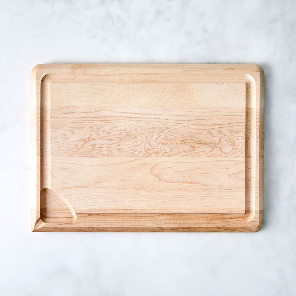 five two double sided cutting board