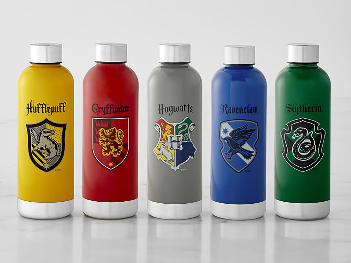 hotwarts water bottles