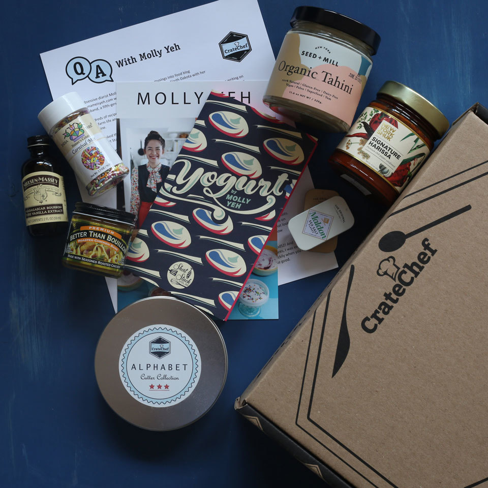 Molly Yeh CrateChef Box