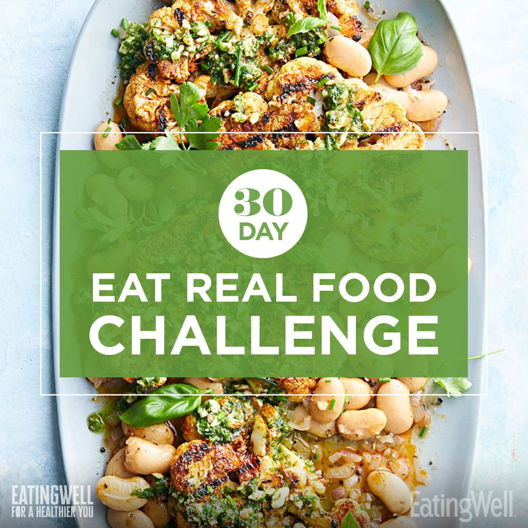 Eat Real Food Challenge