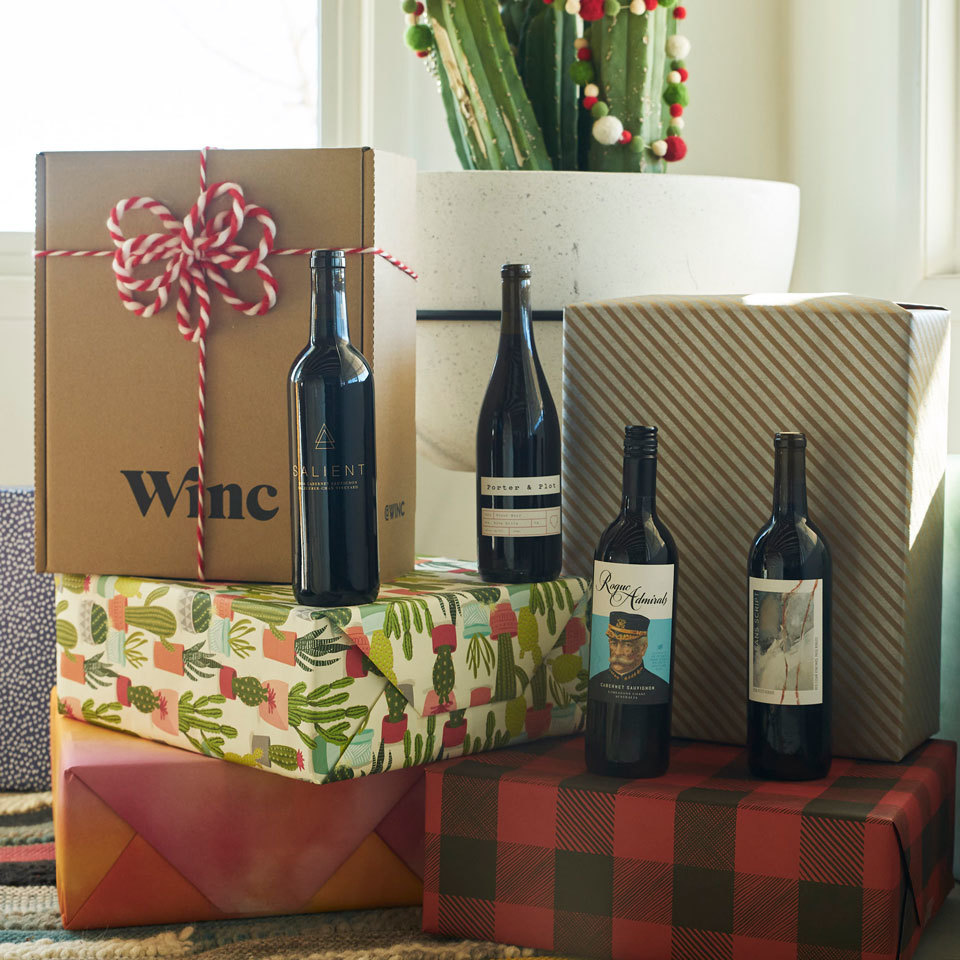 Winc Wine Gift Boxes