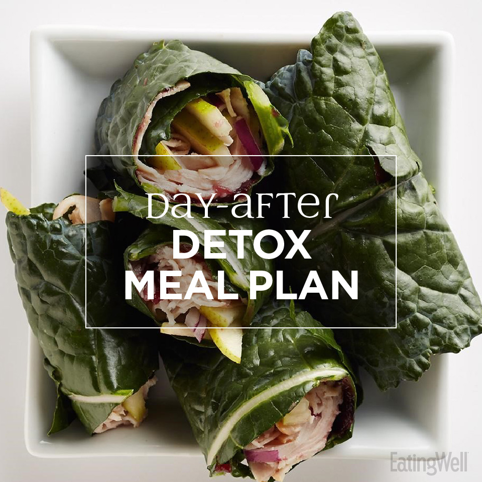 Day After Detox Meal Plan