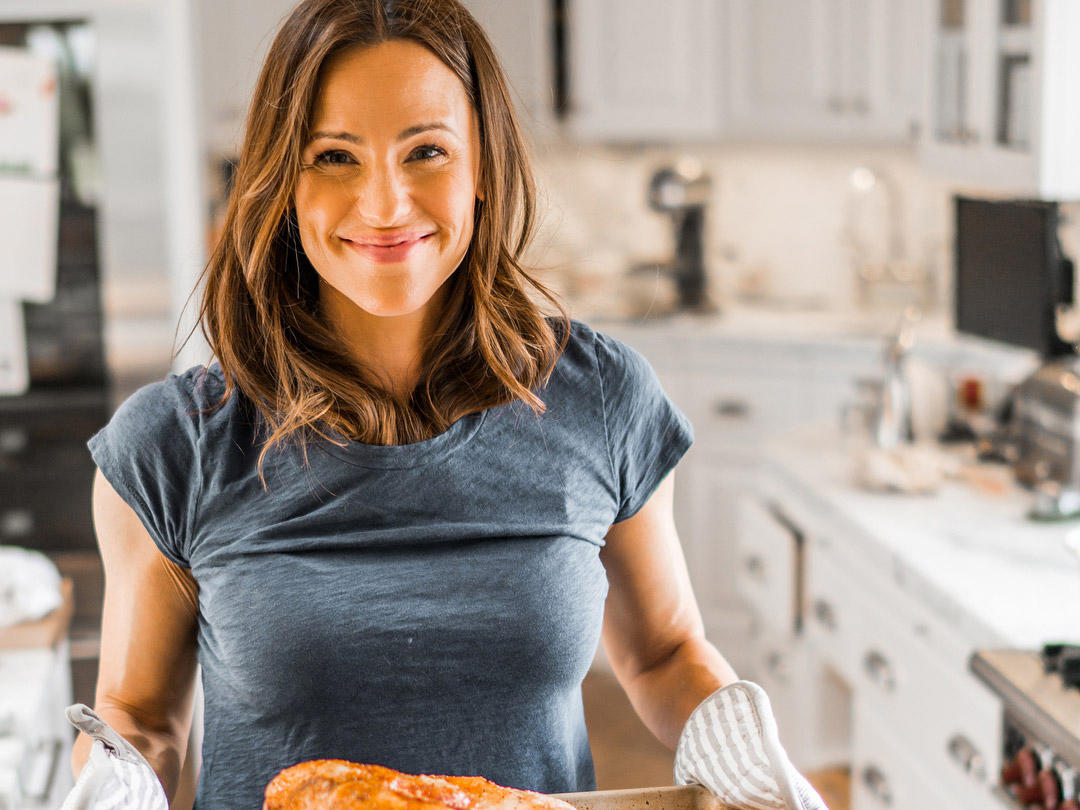 jennifer garner cooking